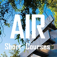 AIR Courses, Goldsmiths, University of London logo