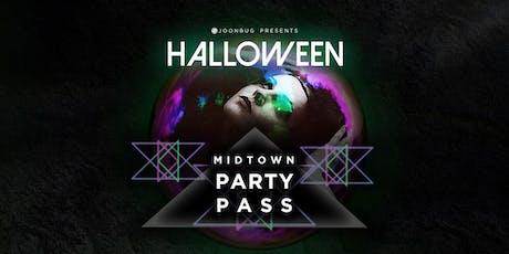 Joonbug.com Presents Ainsworth Midtown Halloween Party 10/26 tickets