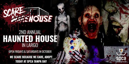 Scarehouse Pinellas Haunted House