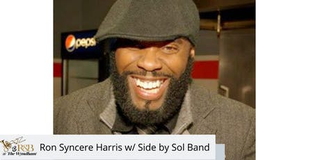 NAM Events LLC - Jazz  Session with Ron Syncere Harris w/ Side by Sol Band tickets