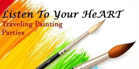 LISTEN TO YOUR HEART PAINT PARTY tickets