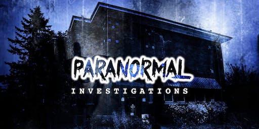 Paranormal Activity at Big Springs Museum