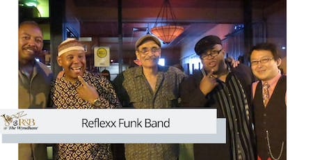 NAM Events LLC - Jazz  Session with Reflexx Funk Band tickets