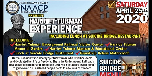 The Harriet Tubman Underground Railroad Experience