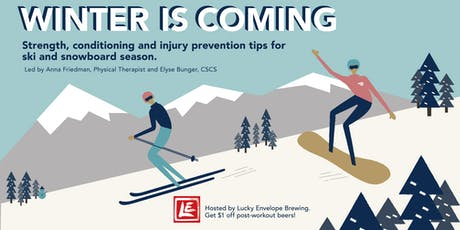 Ski and Snowboard Conditioning  tickets