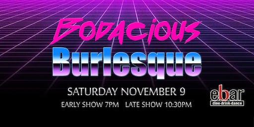 Bodacious Burlesque