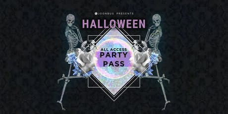 The Official NYC All Access Halloween Party Pass tickets