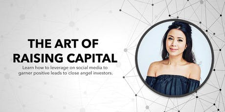 (SG) Master the Art of Raising Capital Investment tickets