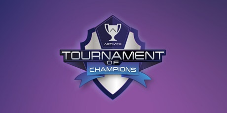 Activate Tournament of Champions tickets