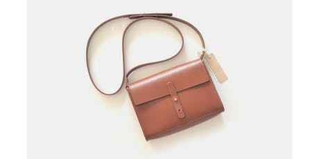 Leathercraft Workshop : Leather Bag Making (Advanced Class) tickets
