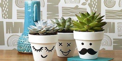 Paint + Pot!