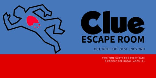 Clue Escape Room