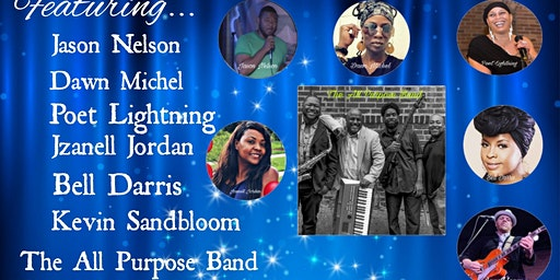 """The Twisted Poet's """"Evening With The Stars"""" Concert Series"""