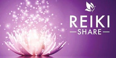 Reiki Share - Worcester tickets