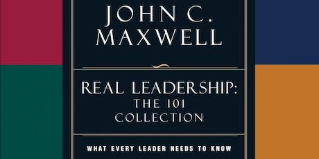 Lunch & Learn: How to Be A REAL Success: Leadership By John C. Maxwell tickets