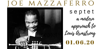 Joe Mazzaferro - A Modern Portrait of Louis Armstrong