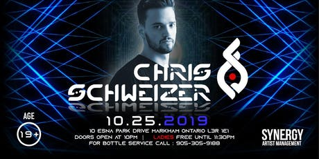GENESIS 10 PRESENTS CHRIS SCHWEIZER tickets