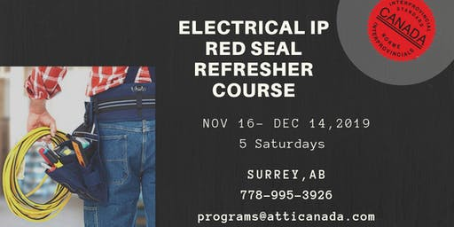 Electrical Inter-provincial Red Seal Refresher Course