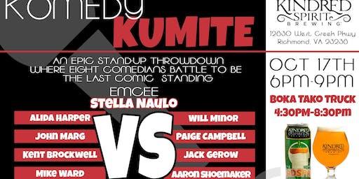KSB Comedy Kumite