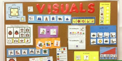 "Visual Aids ""Make and Take"" Workshop - November"