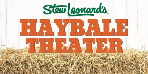 Halloween Haybale Theater
