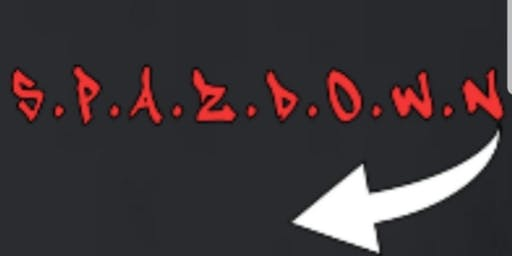 S.P.A.Z.D.O.W.N. FAMILY & FUNdraiser