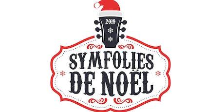 Symfolies de Noël tickets