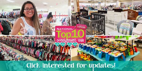 Spring 2020 Kids EveryWEAR Consignment Sale! 1000 families items Voted BEST tickets
