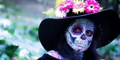 Paint and Sip: Dia de los Muertas