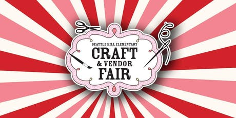 Seattle Hill Elementary Holiday Craft & Vendor Fair tickets