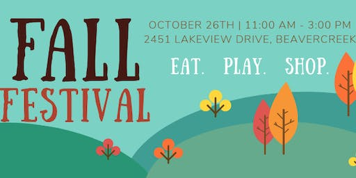 FALL FESTIVAL - Shoppes at Fairfield Commons (Dog & Family Friendly)