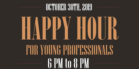 The DFW Happy Hour Society's Monthly Mixer for Young Professionals tickets