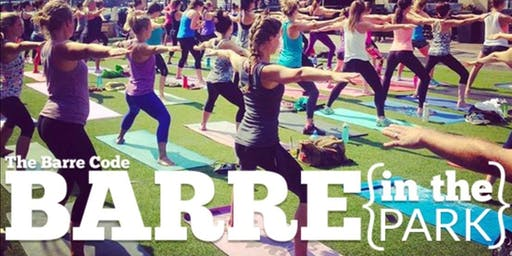 FREE: Barre in the Park with The Barre Code Lone Tree