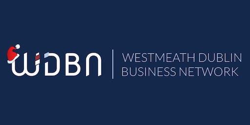 Westmeath Dublin Business Network –  Charity Christmas Dinner