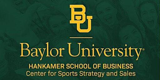 Baylor S3 Insightathon 2020: Student Registration
