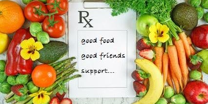 Food is Medicine RVA Healing Groups