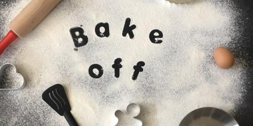 Bake Off Messy Play