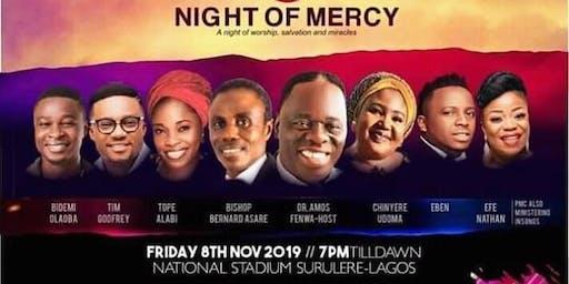 NIGHT OF MERCY
