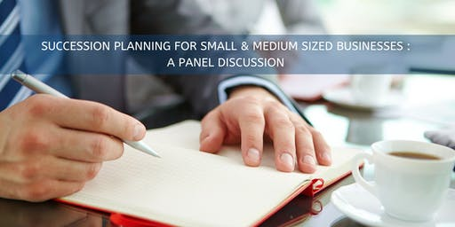 Succession Plan Panel Breakfast Meeting