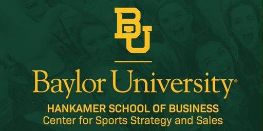Baylor S3 Insightathon 2020: Professional Registration