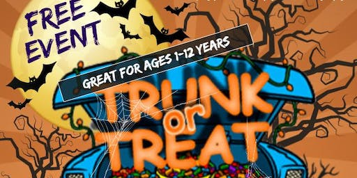 Franklin Farm KinderCare Trunk or Treat Event