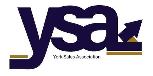 York Sales Association Kickoff 2019/20