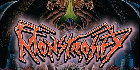 Monstrosity (first NYC show in a decade, exclusive Northeast appearance) tickets