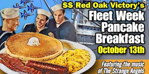 2019 Red Oak Victory Pancake Breakfasts - Next: October 13
