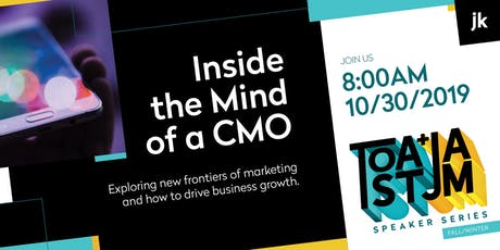 Inside the Mind of a CMO tickets
