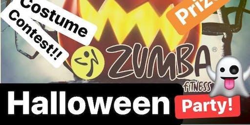 ZUMBA HALLOWEEN PARTY!!!!!