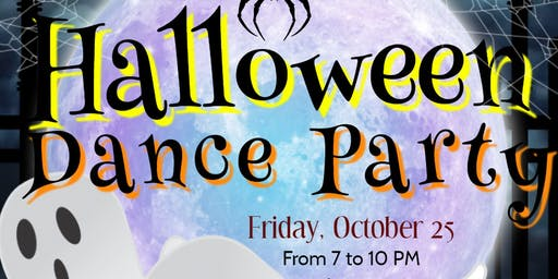 Self Advocates' Halloween Dance Party 2019