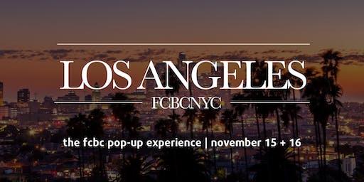 FCBC LA Pop-Up Experience