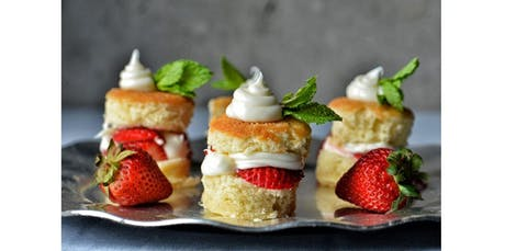 French Desserts: Chef Gaby (Oakland)  (01-05-2020 starts at 11:00 AM) tickets