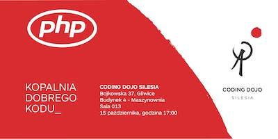 Coding Dojo Silesia Gliwice #4G – PHP edition